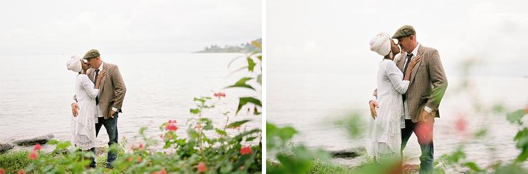 Loveshoot at Lake Kivu